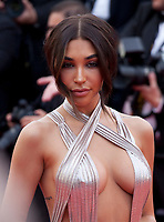 Chantel Jeffries at the Opening Ceremony and Everybody Knows (Todos Lo Saben) gala screening at the 71st Cannes Film Festival Tuesday 8th May 2018, Cannes, France. Photo credit: Doreen Kennedy