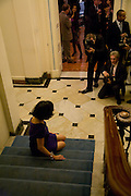 NANCY DELL'OLIO. Launch of  'My Beautiful Game' by Nancy Dell'Olio<br />