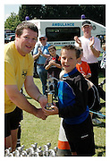 Chinnor FC Football Tournament.15-5-2005.