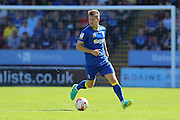 AFC Wimbledon midfielder Jake Reeves (8) during the EFL Sky Bet League 1 match between Walsall and AFC Wimbledon at the Banks's Stadium, Walsall, England on 6 August 2016. Photo by Stuart Butcher.