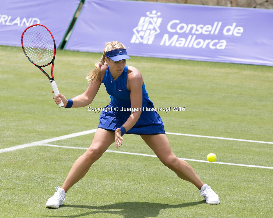 Sabine Lisicki, Mallorca Open 2016<br /> <br />  -  -  WTA -  Santa Ponca Tennis Club - Santa Ponsa -  - Spanien  - 14 June 2016.