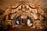 Congonhas do Norte_MG, Brasil...Restauracao da igreja Matriz de Santana em Congonhas do Norte, Minas Gerais...The restoration in the Santana church in Congonhas do Norte, Minas Gerais...Foto: LEO DRUMOND / NITRO