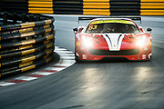 Felix ROSENQVIST, Scuderia Corsa, Ferrari 488 GT3<br /> 64th Macau Grand Prix. 15-19.11.2017.<br /> SJM Macau GT Cup - FIA GT World Cup<br /> Macau Copyright Free Image for editorial use only
