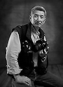 Kenji Kawano, Japanese, Diné photographer from Fort Defiance, Navajo Nation, since 1974.
