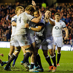 Scotland v England | Six Nations | 8 February 2014