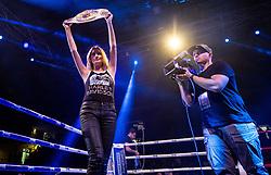Jasmin Bcirovic of Slovenia during fight event named Legends Collide, on November 17, 2018, in Arena Bonifika, Koper / Capodistria, Slovenia. Photo by Vid Ponikvar / Sportida