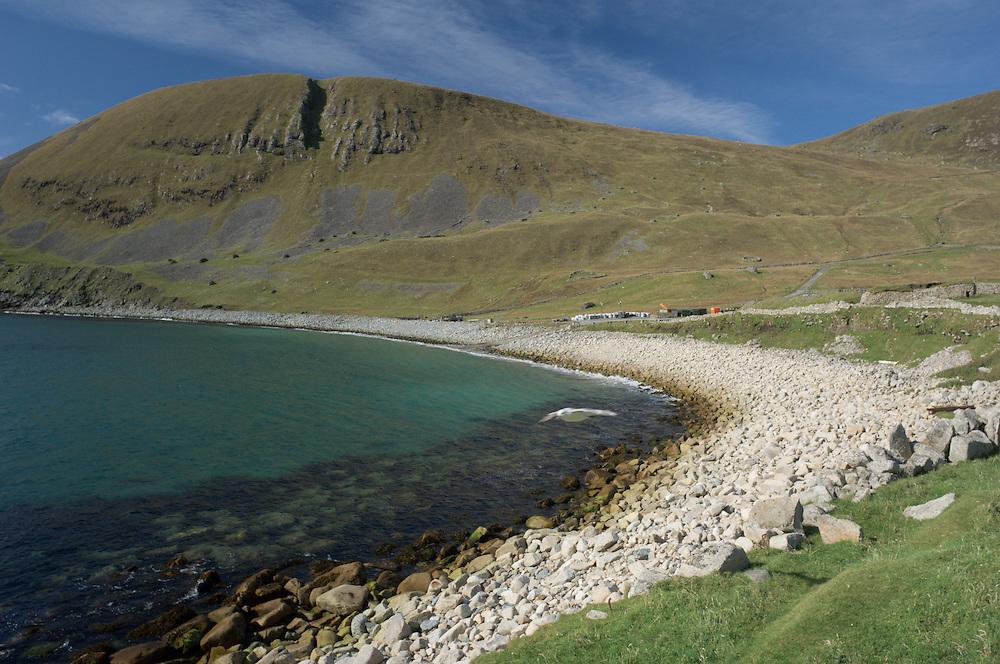 Village Bay on St. Kilda