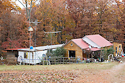 Arkansas AR USA, Hillbillies in the Ozark mountains