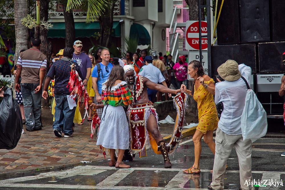 Wild Indians.  St. John Carnival 2012 © Aisha-Zakiya Boyd