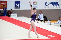Camille Bahl - 15.04.2015 - Qualifications - Championnats d'Europe Gymnastique artistique - Montpellier<br />Photo : Andre Delon / Icon Sport