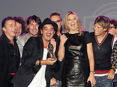 Edison Pop Awards 2010 - Podium