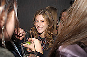 Francesca Versace, Party organised by Beat, hosted by Panerai and the Baglione Hotel. London. 6 December 2004. ONE TIME USE ONLY - DO NOT ARCHIVE  © Copyright Photograph by Dafydd Jones 66 Stockwell Park Rd. London SW9 0DA Tel 020 7733 0108 www.dafjones.com