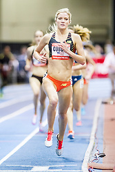 New Balance Indoor Grand Prix Track, womens 2000  meters, Emma Coburn