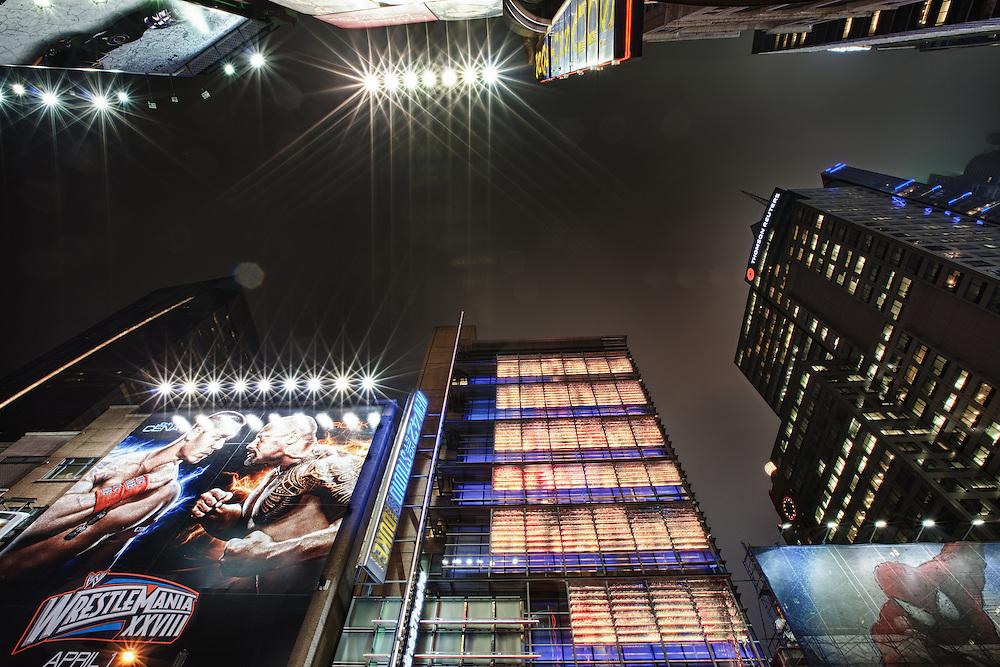 42nd Street #2, New York City, 2011