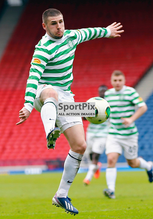 Dundee United v Celtic Scottish Cup Semi Final...Gary Hooper in action....(c) STEPHEN LAWSON | StockPix.eu
