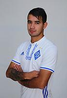 portrait, headshot, Dynamo Kiev, Derlis GONZÁLEZ