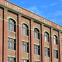 H. Jones &amp; Co. Factory in Hobart, Australia<br />