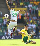Norwich City v Borussia Monchengladbach 110812