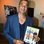 NLD/Amsterdam/20140507 - Presentatie Helden Magazine nr. 22, Ruud Gullit