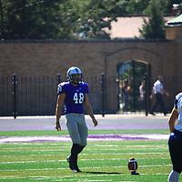 Football: University of St. Thomas (Minnesota) Tommies vs. University of Wisconsin, Eau Claire Blugolds