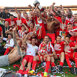 20140525: SRB, Football - Crvena Zvezda, Serbian National Champion 2014