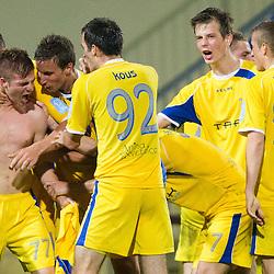 20121020: SLO, Football - PrvaLiga NZS, NK Domzale vs NK Triglav