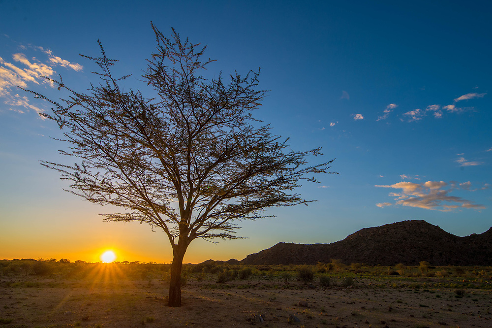 Solitaire, Namibia