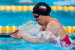 "Tjasa Vozel of Slovenia during 43rd International Swimming meeting ""Telekom 2019"", on July 13, 2019 in Radovljica, Slovenia. Photo by Matic Klansek Velej / Sportida"