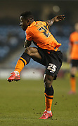 Kazenga LuaLua, Brighton midfielder during the Sky Bet Championship match between Millwall and Brighton and Hove Albion at The Den, London, England on 17 March 2015.