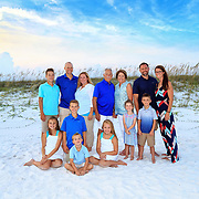 Cosentino Family Beach Photos