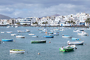 Charco San Gines, Arrecife, Lanzarote, Canary Islands, Spain