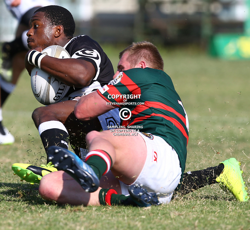 during The Cell C Shark 21's and Leopards  21's Currie Cup at Growthpoint Kings Park KP2 in Durban, South Africa. 8th September  2017 (Photo by ( Steve Haag Sports)