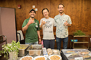 DRY BEANS<br /> Curator: Rob Barreca, Counter Culture Food and Ferment<br /> Chef: David Gunawan, Farmer's Apprentice, Vancouver, BC. CHICKPEA and COWPEA<br /> Curator: Amjad A. Ahmad, University of Hawai'i Chef: David Gunawan, Farmer's Apprentice, Vancouver, BC