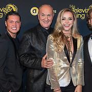 NLD/Amsterdam/20191009 - Uitreiking Gouden Televizier Ring Gala 2019, Beste Zangers 2019, Rolf Sanchez, Ruben Annink, Henk Poort, Emma Heesters, Tim Akkerman