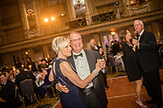 Mercy Hospital & Medical Center's 51st Dinner Dance Gala took place at the Hilton Chicago on September 28, 2018. Dr. Robert M. Gasior and Honorable Patrick Huels were honored at the event, emceed by Kristen Nicole, anchor at Fox 32 Chicago. Proceeds will benefit Cardiovascular Services including screening, intervention, rehabilitation, wellness and prevention programs for patients and families. (Photo:Natalie Battaglia)