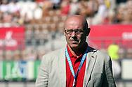 04.07.2010, Sonera Stadion, Helsinki..Pes?pallon It? - L?nsi..Superpesis OY:n toimitusjohtaja Juha Tikkanen.©Juha Tamminen.