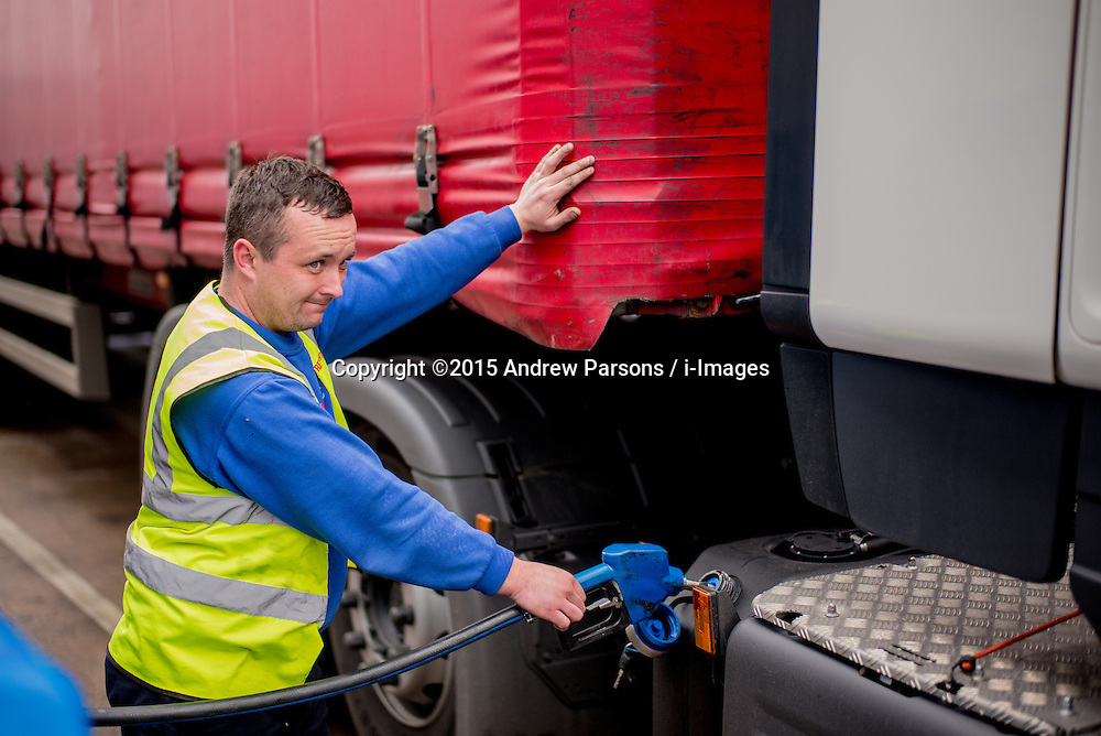 ©Licensed to i-Images Picture Agency. 12/03/2015. Runcorn. Freight First in Runcorn for the North West  Conservative Campaign . Picture by Andrew Parsons / i-Images
