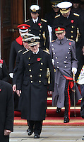 Prince Philip Duke Of Edinburgh Remembrance Sunday - Cenotaph Service, Whitehall, London, UK, 14 November 2010:  Contact: Ian@Piqtured.com +44(0)791 626 2580 (Picture by Richard Goldschmidt)