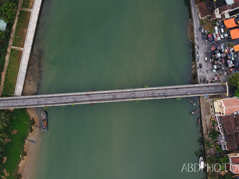 Hoi An Vietnam drone photos