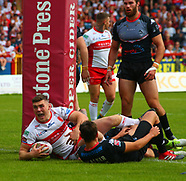 Hull Kingston Rovers v London Broncos 200817