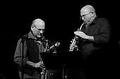David Liebman and Jeff Coffin at 3rd and Lindsley