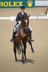 Lebek Susanne (GER) - Potomac<br /> European Championship Dressage Windsor 2009<br /> © Hippo Foto - Dirk Caremans