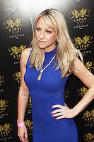 LONDON - May 29: Chloe Madeley at the Lipsy VIP Fashion Awards 2013 (Photo by Brett D. Cove)