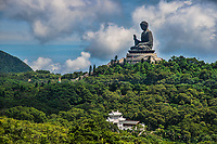 Tian Tan Budda, Ngong Ping, Lantau Island