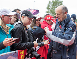 03.07.2016, Red Bull Ring, Spielberg, AUT, FIA, Formel 1, Grosser Preis von Österreich, Red Carpet, im Bild Franz Tost (AUT) Scuderia Toro Rosso // Scuderia Toro Rosso Team Principal Franz Tost (AUT) during the red carpet for the Austrian Formula One Grand Prix at the Red Bull Ring in Spielberg, Austria on 2016/07/03. EXPA Pictures © 2016, PhotoCredit: EXPA/ Johann Groder
