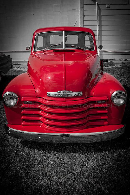 Cruisin the Coast in Antique Cars!