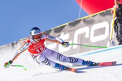 24.01.2020, Streif, Kitzbühel, AUT, FIS Weltcup Ski Alpin, SuperG, Herren, im Bild Thomas Dressen (GER) // Thomas Dressen of Germany in action during his run for the men's SuperG of FIS Ski Alpine World Cup at the Streif in Kitzbühel, Austria on 2020/01/24. EXPA Pictures © 2020, PhotoCredit: EXPA/ Johann Groder
