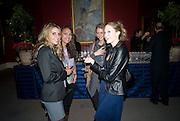KATA NOUNOU; ALIA AL-SENUSSI; ANUNCIATA VON LICHTENSTEIN;  TEREZA SRBOVA. Preview of Greek Sale sponsored by Citibank. Sotheby's. New Bond st. London. 10 November 2008 *** Local Caption *** -DO NOT ARCHIVE -Copyright Photograph by Dafydd Jones. 248 Clapham Rd. London SW9 0PZ. Tel 0207 820 0771. www.dafjones.com