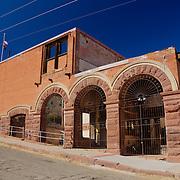 Ruins of the Bartlett Hotel - Jerome, AZ