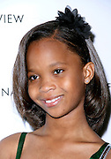 Quvenzhane Wallis attends the National Board of Review Awards Gala at Cipriani 42nd St in New York City, New York on January 08, 2013.